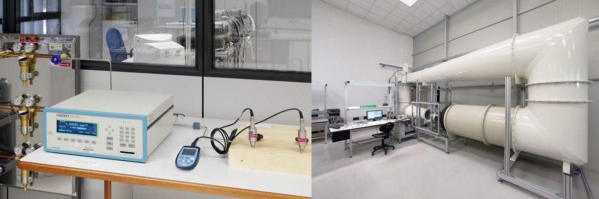 Laboratori Accredia Delta Ohm