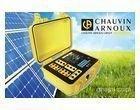Misura-fotovoltaico-Chauvin-Arnoux-Greentest_FTV100-