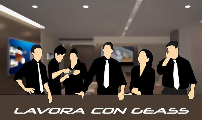 Offerta lavoro commerciale Torino geass 2017