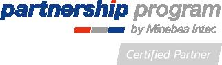 logo Minebea Intec Partnership Program