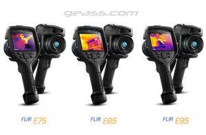 Termocamere flir E75 E85 E95 Geass Torino