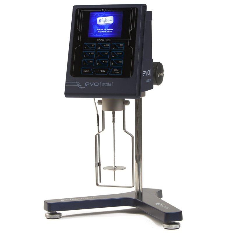 Viscosimetro rotazionale Fungilab EVO Expert professionale R&D