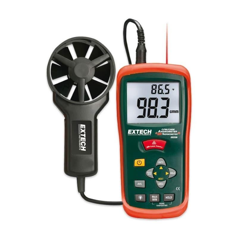 Anemometro Extech AN200 geass