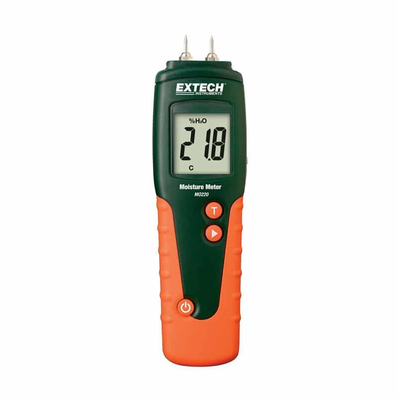 Igrometro per materiali MO 220 Extech Geass