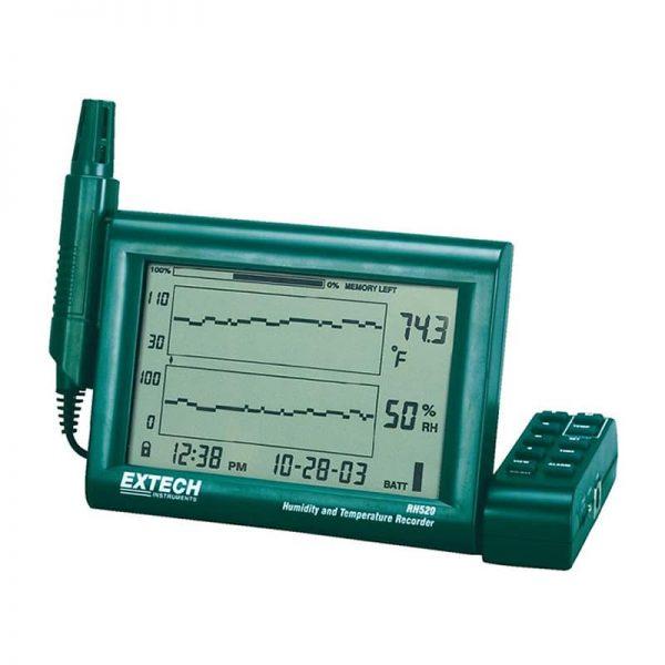 Datalogger Grafico Extech RH520 Geass