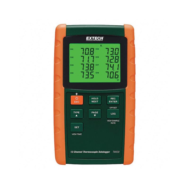 Termometro Datalogger Extech TM500 Geass
