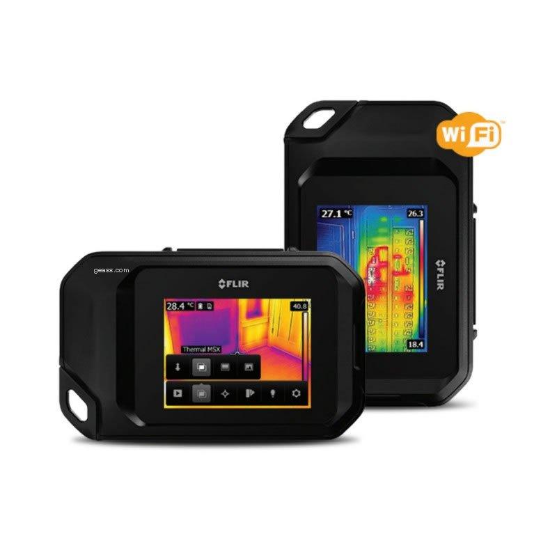 Termocamera tascabile Flir C3