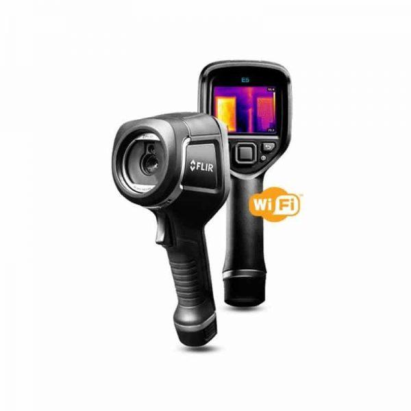 Termocamera-Flir-E5-Wi-Fi-Geass