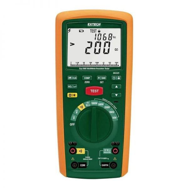 Extech MG325 Multimetro Tester di isolamento Geass