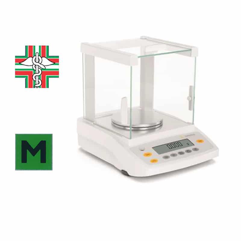 Bilancia tecnica APPROVATA per farmacia Sartorius mod. GL623I-1CEU