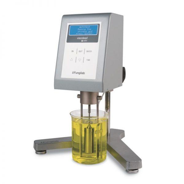 Viscosimetro rotazionale Fungilab Viscolead ADV metodo brookfield geass