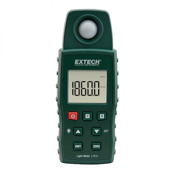 Luxmetro Extech LT510 Geass