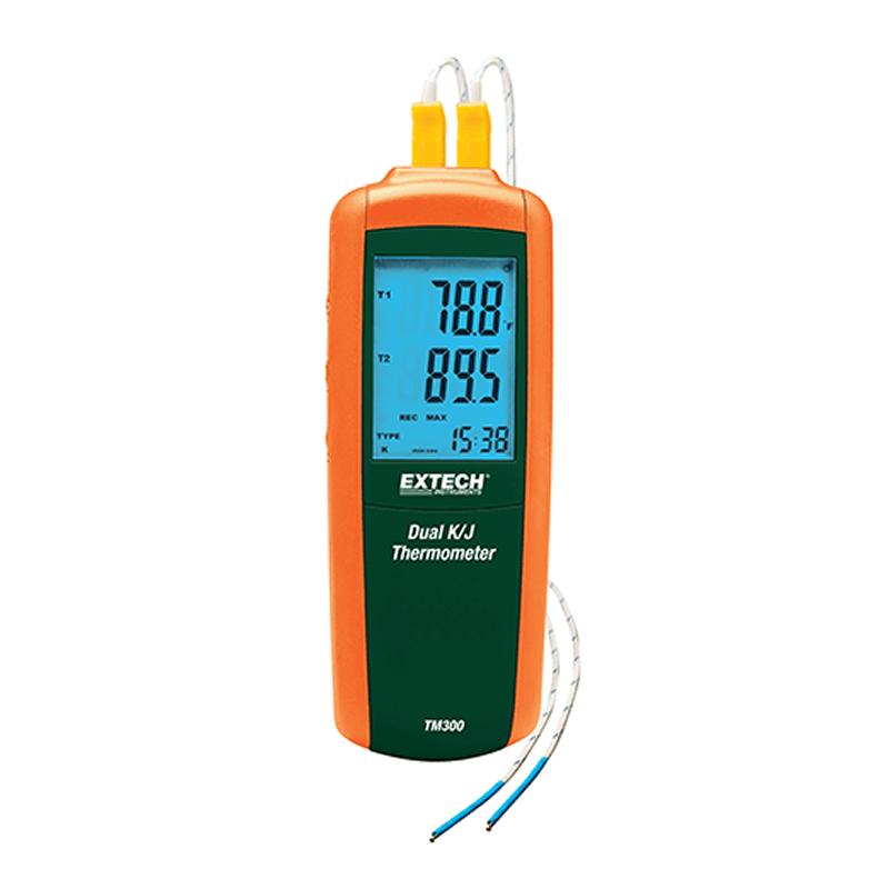 Termometro ad infrarossi Extech TM300