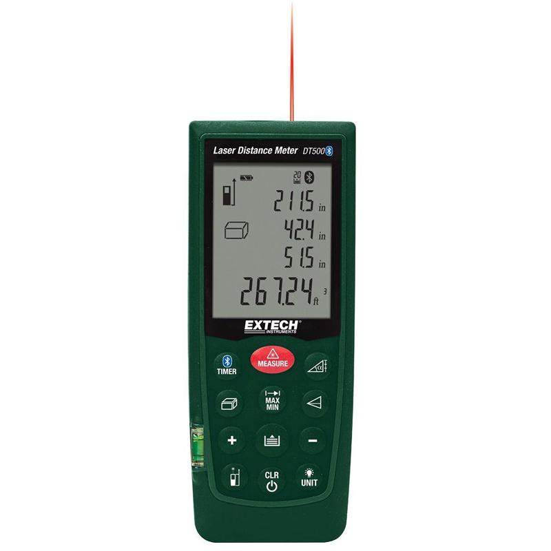 Misuratore di distanza Extech DT500 Geass