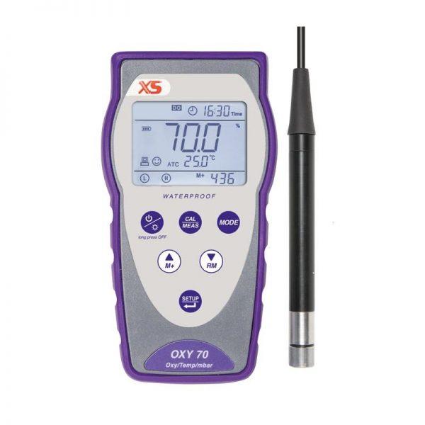 Ossimetro OXY 70 con sensore Geass srl