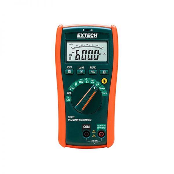 Multimetro EX363 Extech Geass