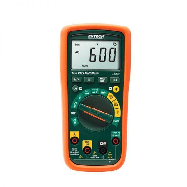 Multimetro professionale EX350 Extech Geass