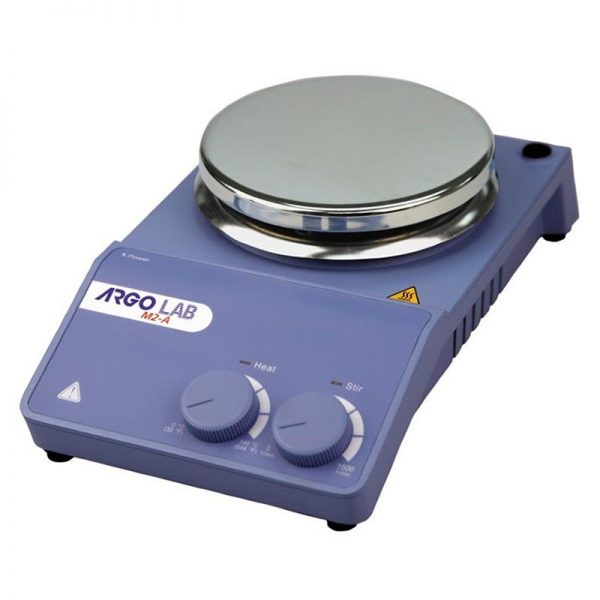 Agitatore magnetico riscaldante Argo Lab M2-A Geass