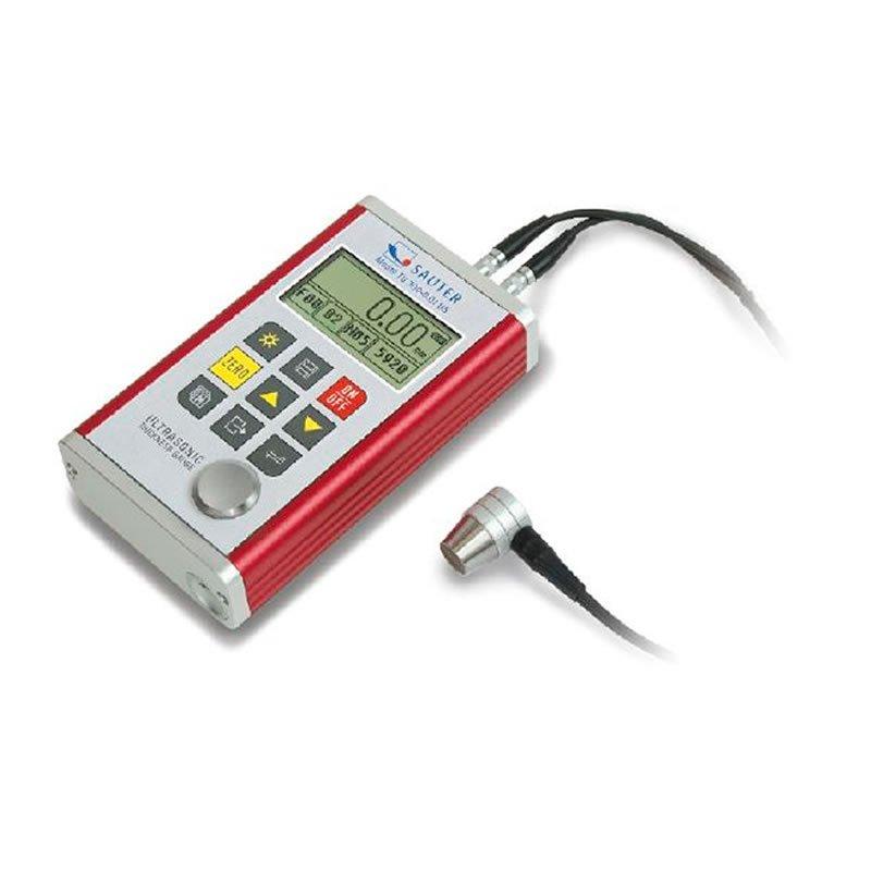 Spessimetro per materiali Sauter serie TU