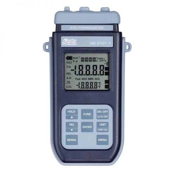 Termometro Datalogger Delta Ohm HD2107.1