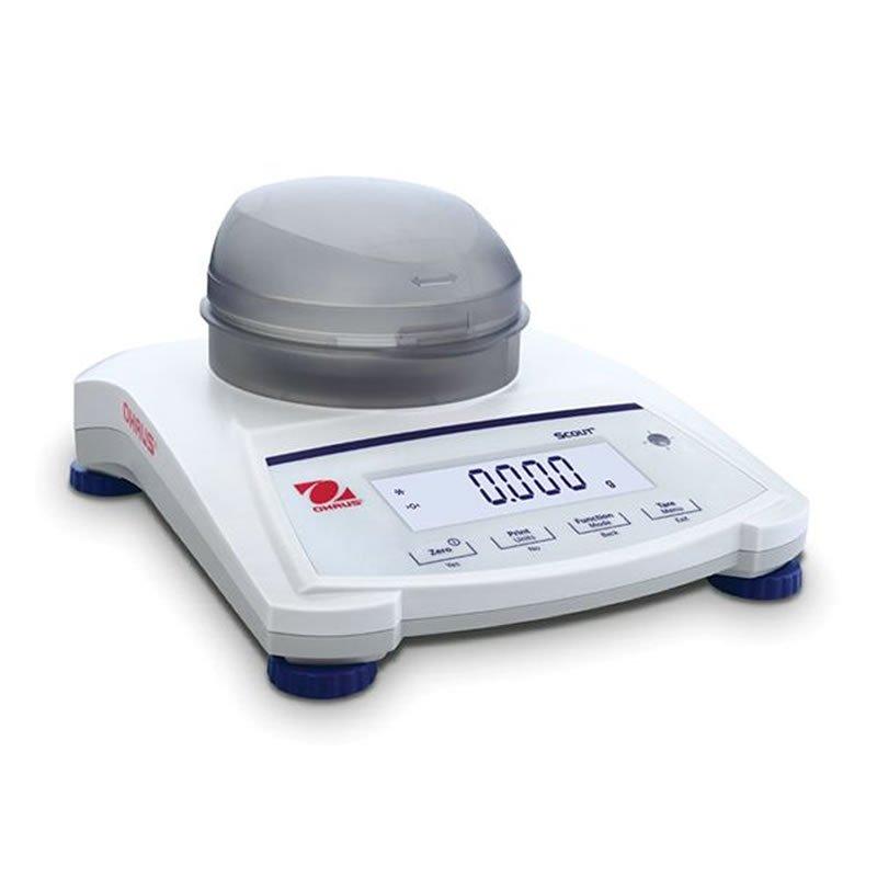 Bilancia Ohaus SJX323M pesa carati, di precisione