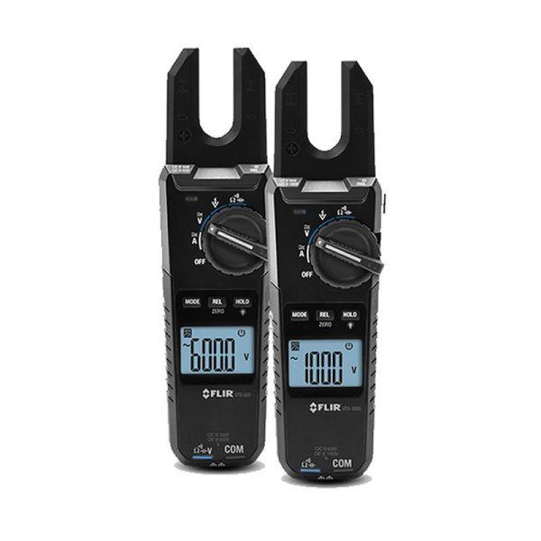 Tester-corrente-e-tensione-Flir-VT8-600-Geass-a-ganascia-aperta