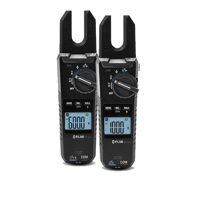 Tester-tensione-e-corrente-Flir-VT8-600-Geass