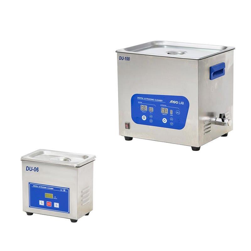 Bagno ad ultrasuoni digitale Argolab serie DU