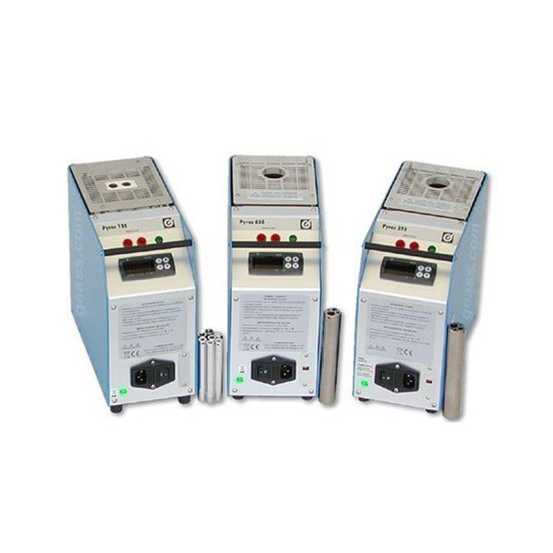 Calibratori portatili di temperatura Giussani Pyros Geass Eshop Fornetti di calibrazione