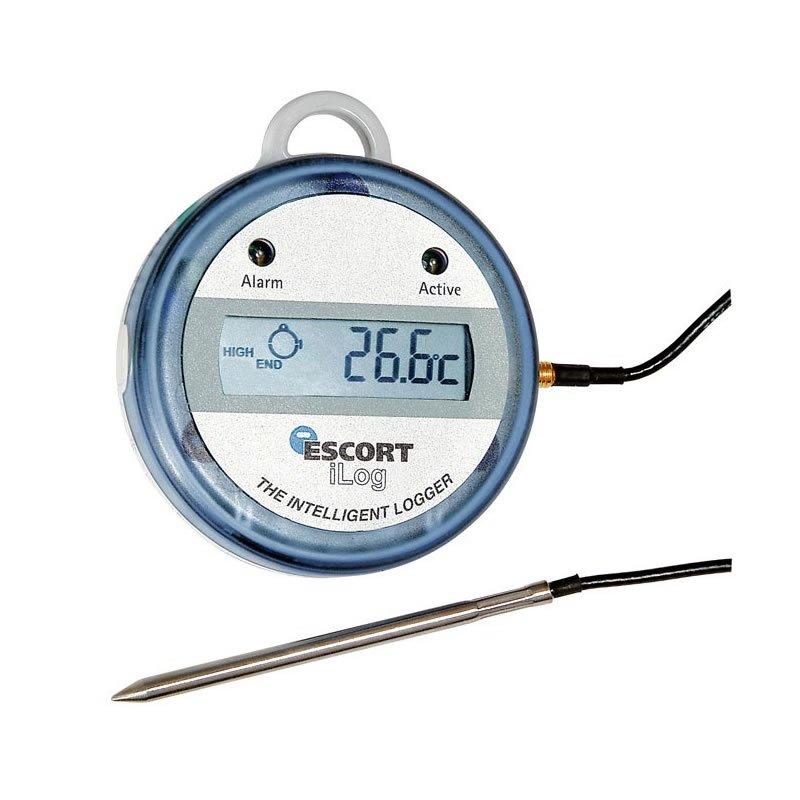 Datalogger per controllo temperatura ESCORT 62D32 con sonda esterna