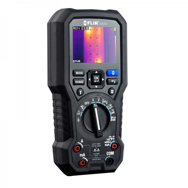 Multimetro digitale con termografia Flir DM284