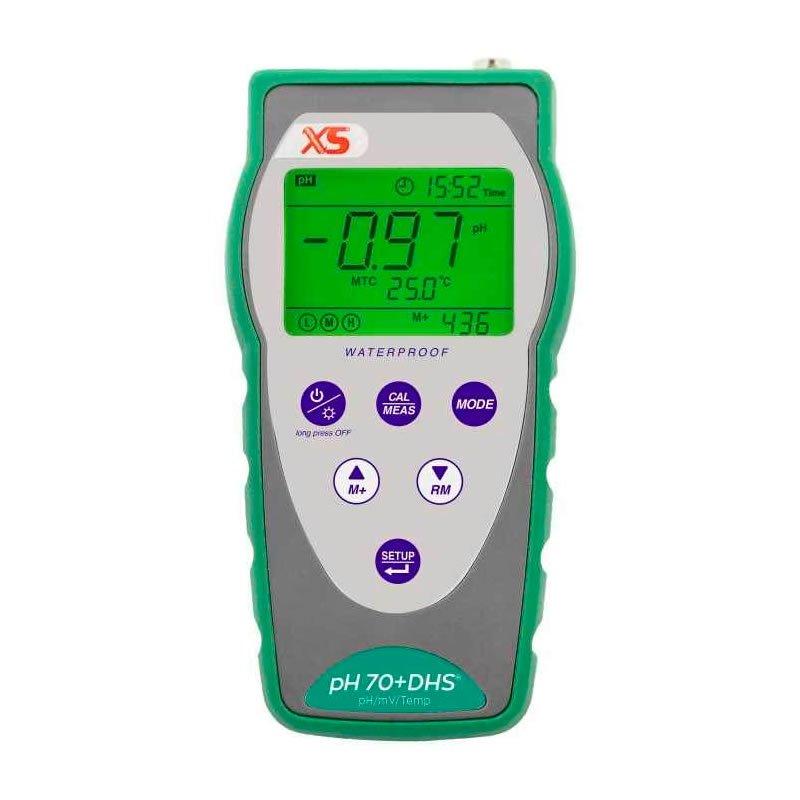 pHmetro portatile Bormac pH70+DHS