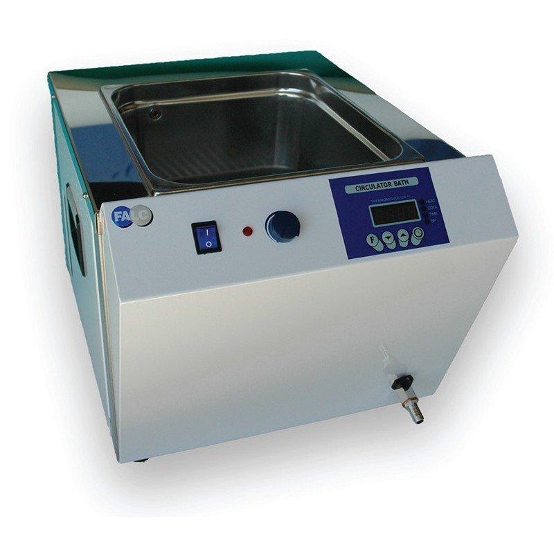 Bagno termostatico Falc con raffreddamento
