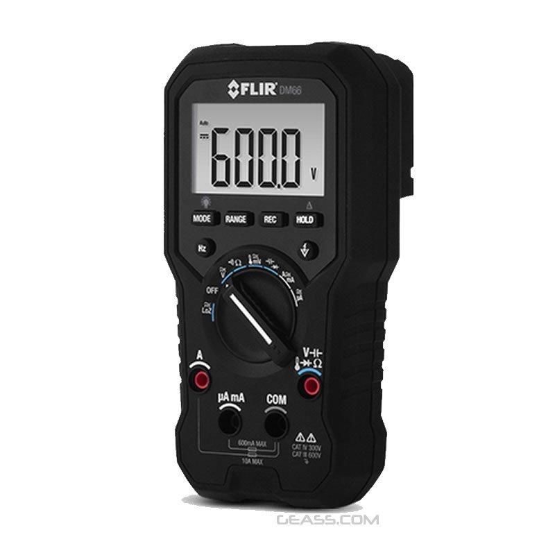 Multimetro Flir DM66 con modalità VFD