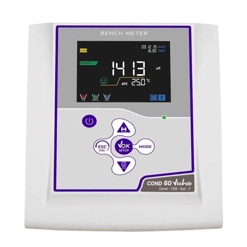 Conduttimetro da banco XS COND 60 Vio Lab - 50103072