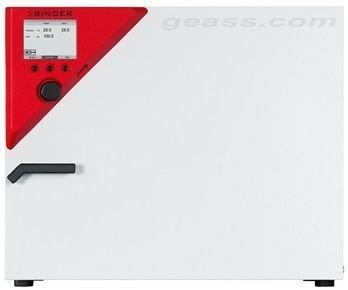 Incubatore refrigerato Peltier Binder KT115 Geass