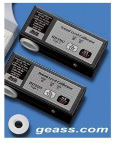 Calibratori Delta Ohm per Fonometri HD9101 9102
