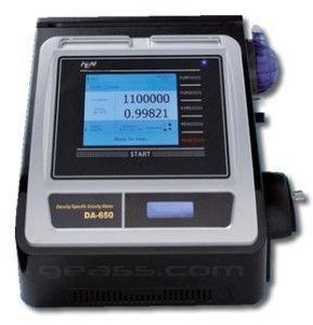 Densimetro da banco KEM DA650 Geass