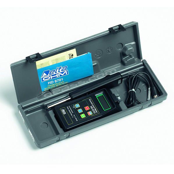 Fonometro Classe 2 Delta Ohm HD 8701
