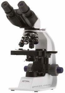 Microscopio binoculare Optika B150 Geass