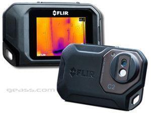 Termocamera FLIR C2 a infrarossi geass