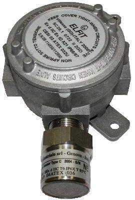 Trasmettitore industriale gas geass
