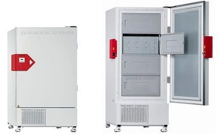 Ultracongelatore a bassa temperatura idoneo per vaccino Coronavirus Binder