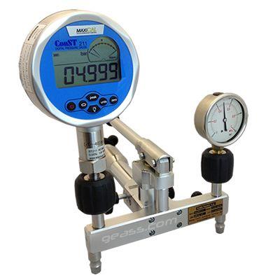 Calibratore Pressione Manometri Additel 40 Bar geass