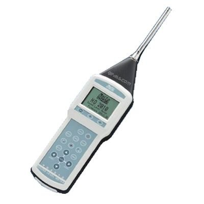 Fonometro Delta Ohm HD2110 misura rumore geass torino