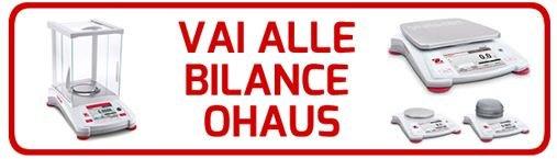Vai alle bilance da laboratorio industriali Ohaus Geass Torino