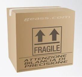 Imballo bilancia Tecnica Geass Torino