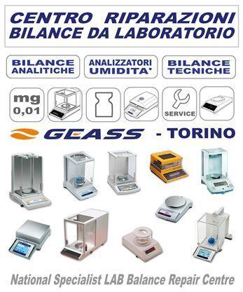 Centro Nazionale Riparazioni Bilance Laboratorio-2