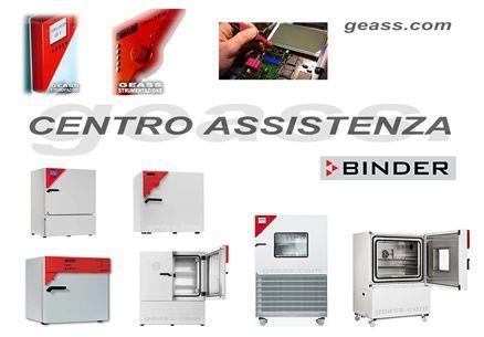 Servizio Assistenza Tecnica Binder2