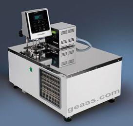 Bagno termostatico per viscosimetri Termovisc 100F8 refrigerato Geass